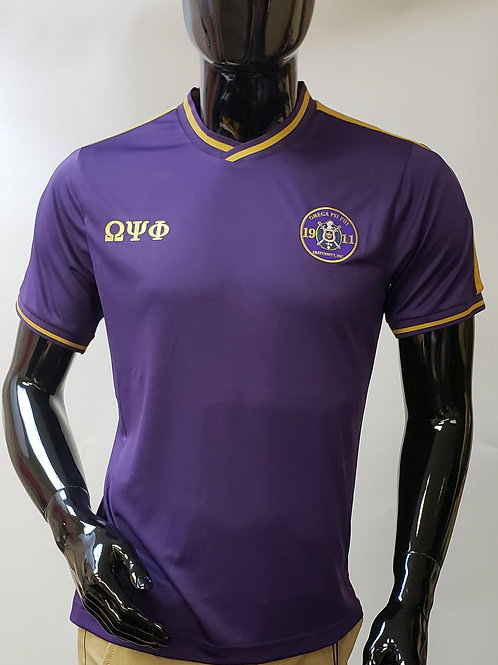 Omega Soccer Shirt