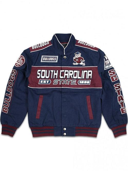 SCSU Men's Racing Jacket
