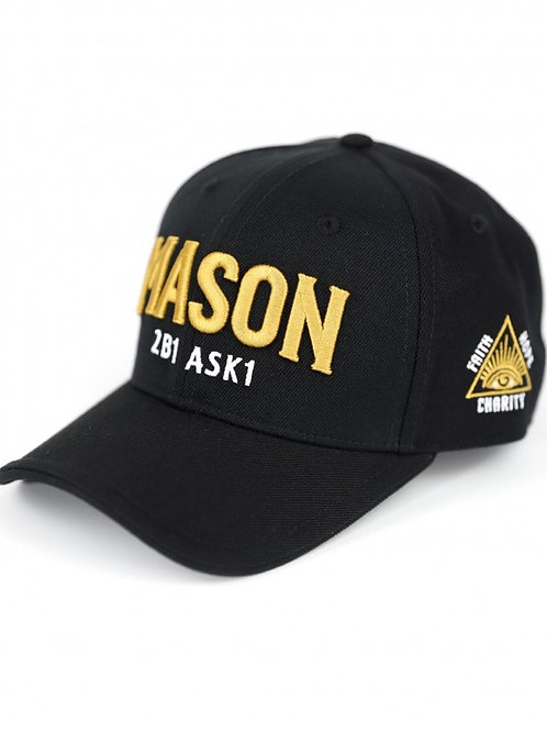 Mason Shield Hat