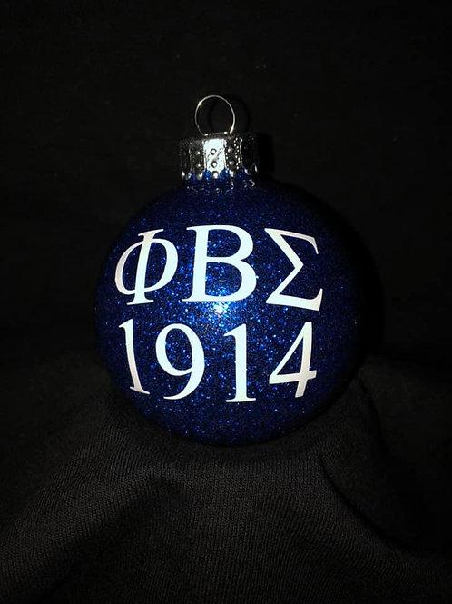 Sigma Ornament