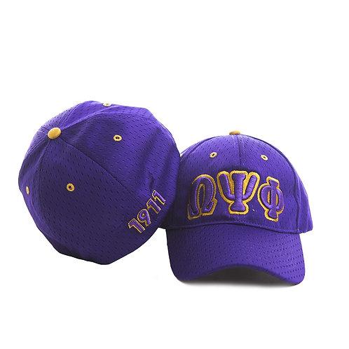 Omega Mesh Hat