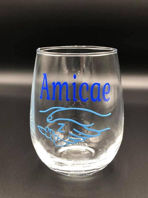 Zeta Amicae Glasses