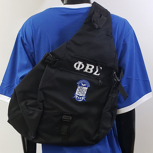 Sigma Sling Book Bag