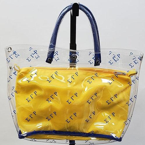 SGRho Clear Stadium Bag