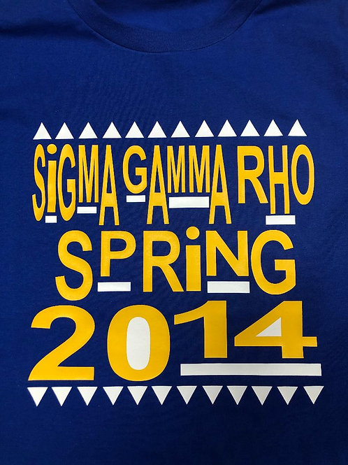 SGRho Right Thing Spring 2014