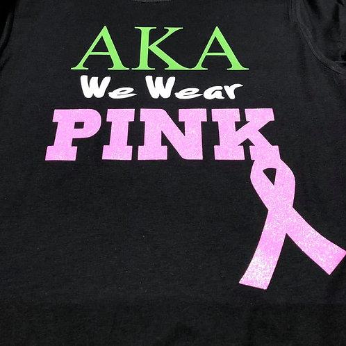 AKA Wear Pink