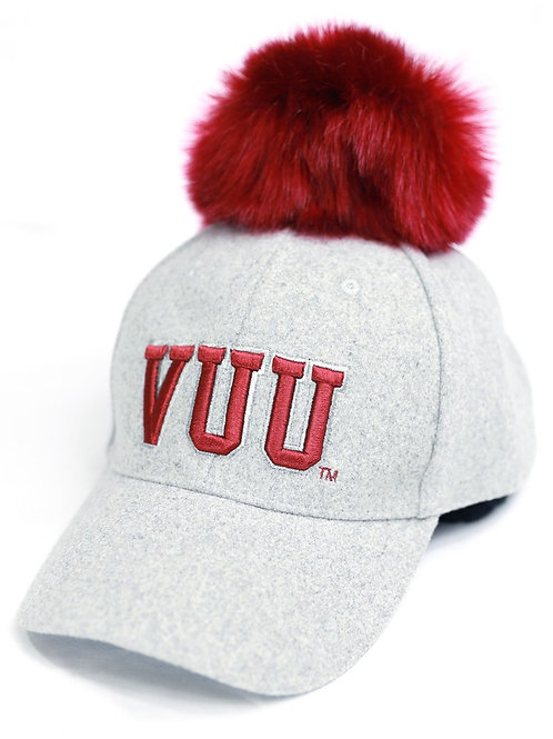 Virginia Union Pom Hat