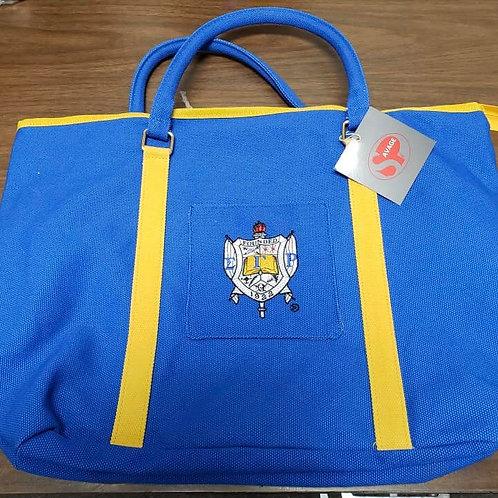 SGRho Canvas Tote Bag