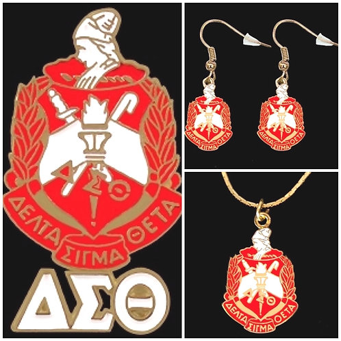 DST Shield Jewelry