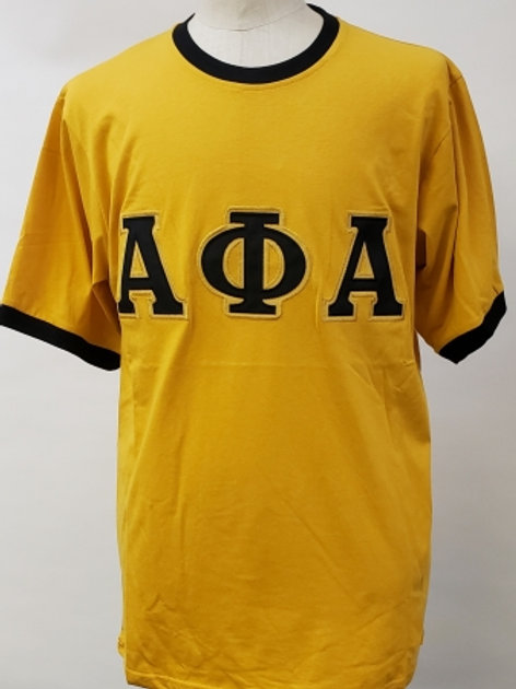 Alpha Ringer T-shirt