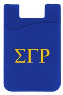 SGRho Silicone Phone Card Holder