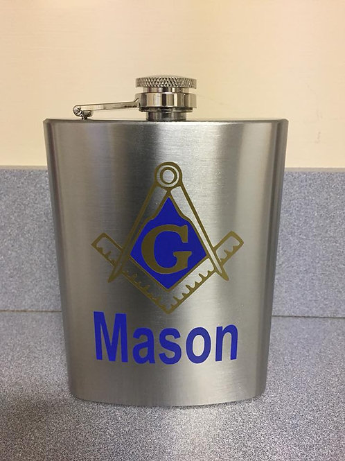 Masonic Flask