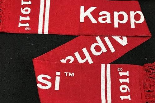 Kappa Knit Scarf