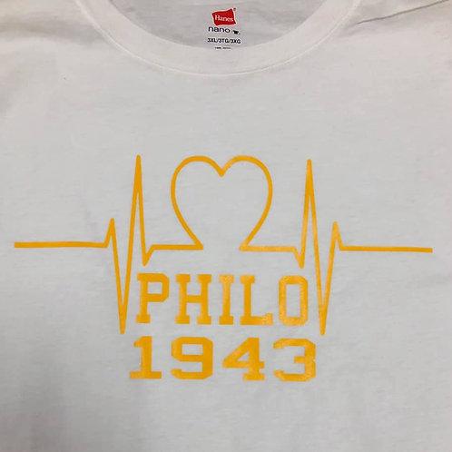 Philo Heartbeat Shirt