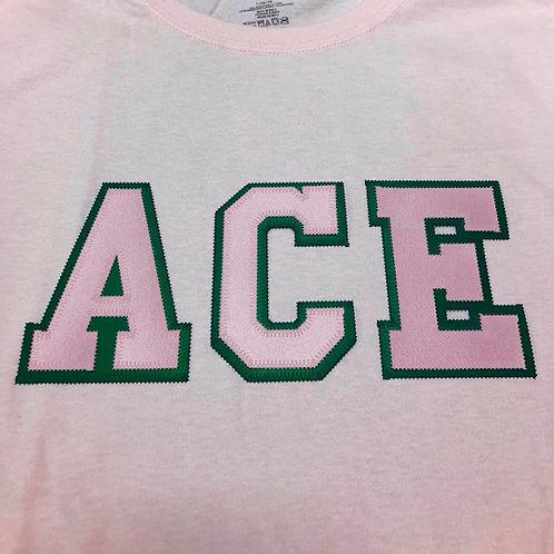 AKA Line Number Shirt