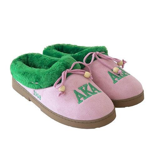 AKA Indoor/Outdoor Slippers