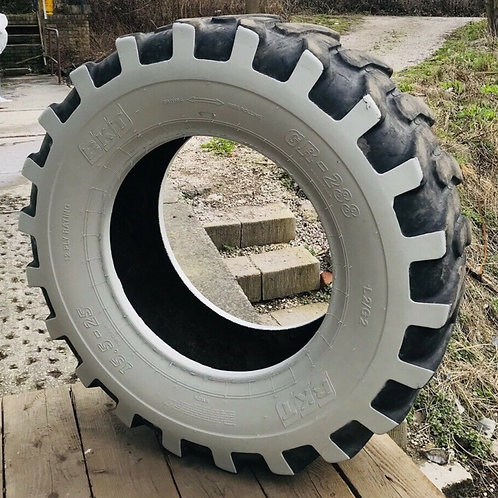 B & W Tractor Tyre EVO AGG Tyre Flipping - Gym Equipment - Home Gym (60kg)