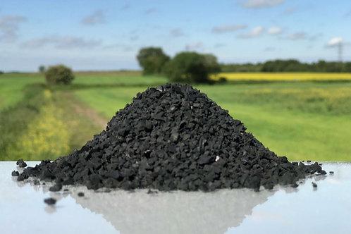 Black EPDM  Granules 1-4mm