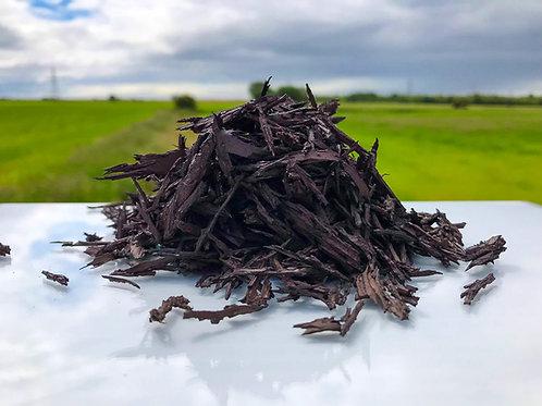 Brown Rubber Mulch / Playground rubber  - 20KG