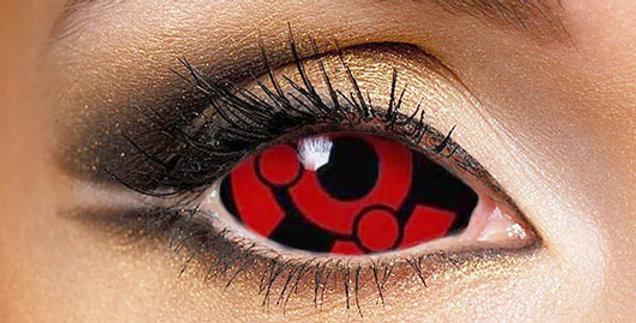 Madara Uchiha - Naruto Sclera Contact Lenses USA