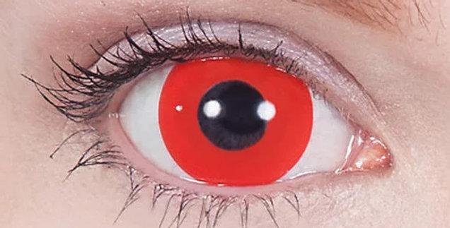 Red mini Sclera Daredevil 17mm USA