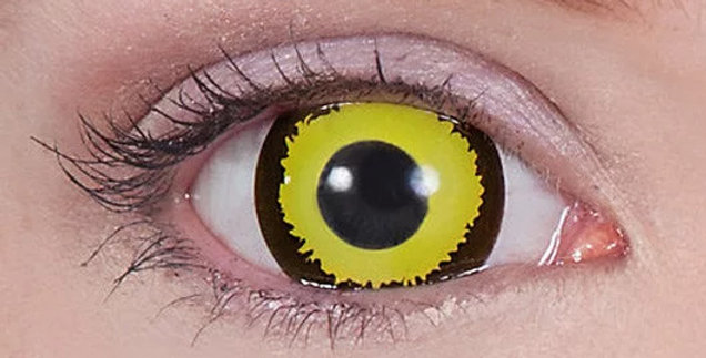 Tigera Mini-Sclera Contacts
