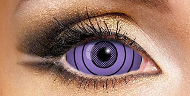 purple Rinnegan Naruto Sclera contacts USA