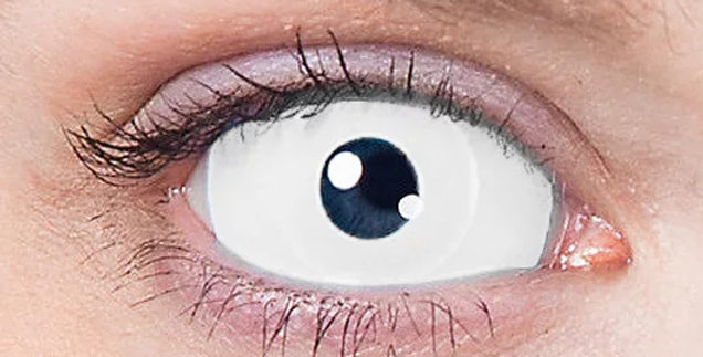 White Witch 22mm Sclera Contacts