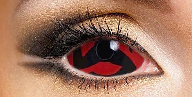 Kakashi Obito - Naruto Sclera Contact Lenses product USA