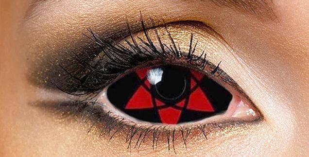Sasuke Mangekyou sclera contact lenses product
