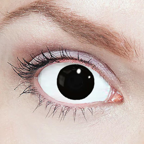 lenses contact Blackout blind