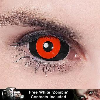 Ghoul Sclera Eye