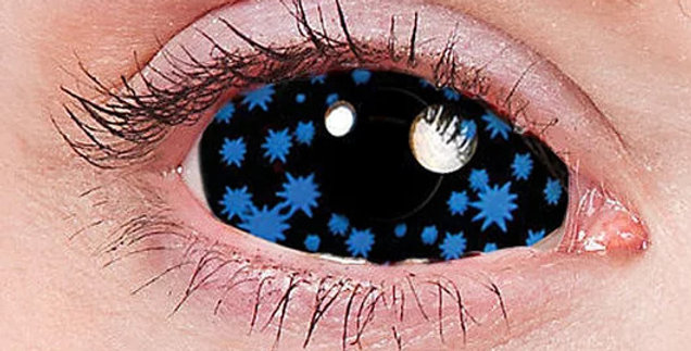 Nocturne sclera contact lenses product