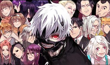 Kaneki Ken Tokyo Ghoul Sclera