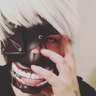 Tokyo Ghoul Cosplay Kaneki Ken Sclera Contacts