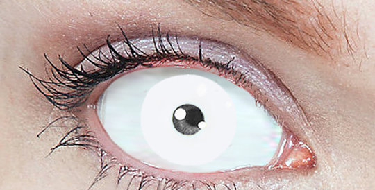 White Zombie 14mm contacts USA