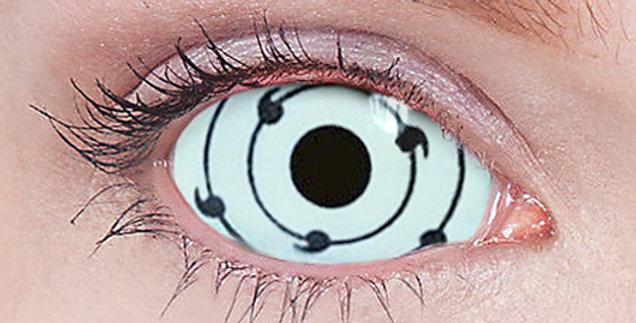 Sharingan Rinnegan - Naruto Sclera Contacts