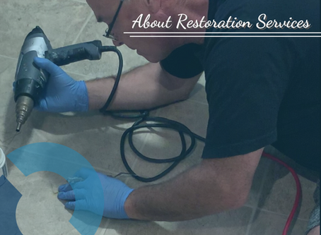 4 Reasons You Need Restoration Services