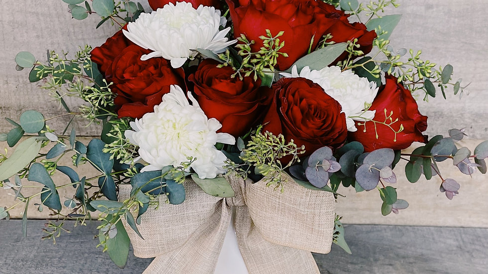 Valentine's day Rose Arrangement 2
