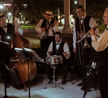 Steve Boisen, eric Enfield, The Jazz Phools