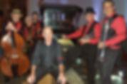 The Jazz Phools: Eric Enfield, Kirk Reyes, Dale Sloman, Jay Leaman