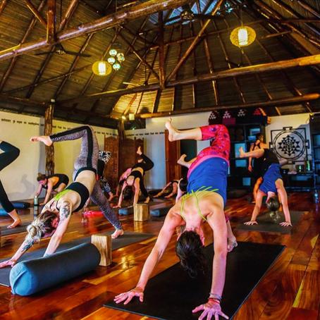 Yoga at Sansara Resort