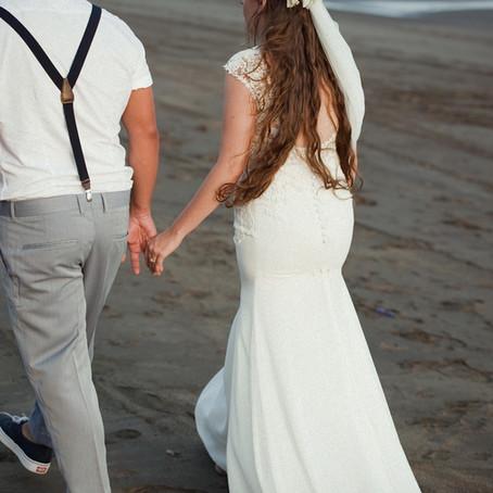 Bohemian Beach Weddings in Cambutal
