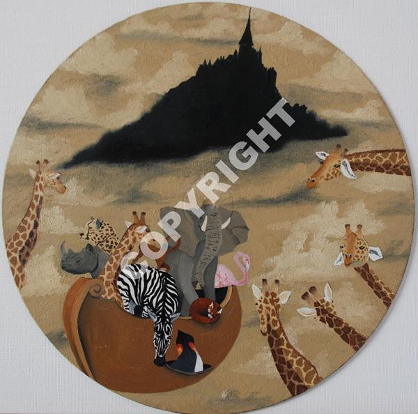Mont+St+Michel+huile+sur+disque+vinyl+30+cm.jpg