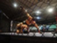MMA: ground'n pound Xtreme Kombat XIX