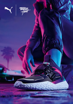 PUMA x Need For Speed