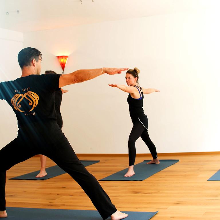 Eröffnung Yoga-Atelier Gießen: Workshop 2= Hatha Yoga