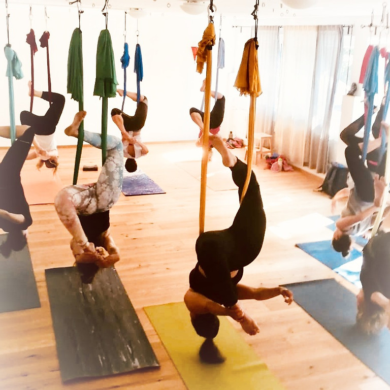 Aerial Yoga Dance & Flow