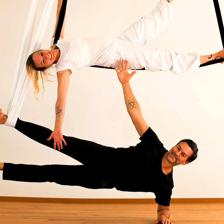 Yin & Yang Aerial Yoga Workshop