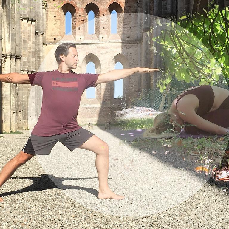 Yin & Yang Hatha Yoga Workshop